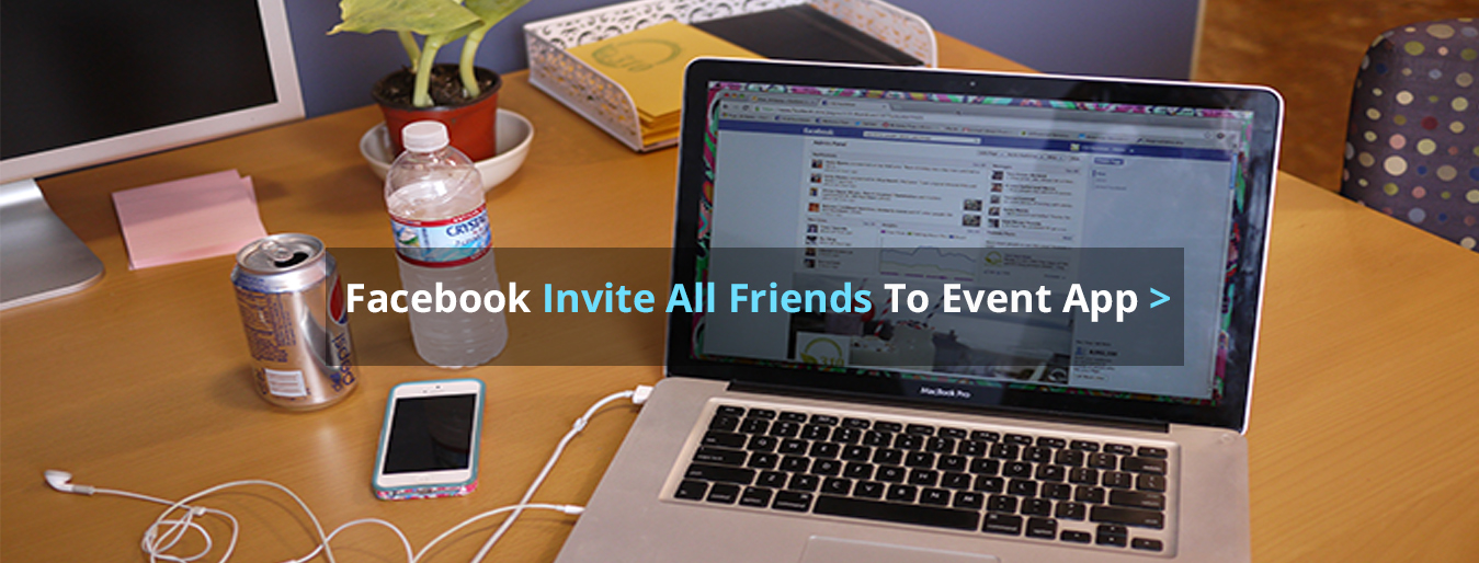 Facebook Invite All Friends To Events/Pages/Groups